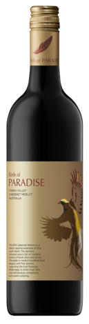 Birds of Paradise Yarra Valley Cabernet Merlot 2013